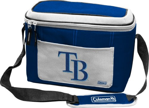 MLB Rays 12 Can Soft Sided - Coleman Tampa Bay