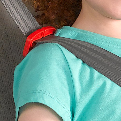 Chicco GoFit Backless Booster Car Seat - Shark