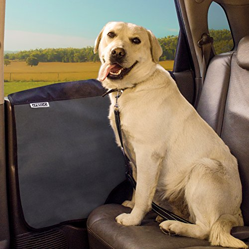 Pet Car Door Cover For Dogs Set Of 2 Interior Protector And