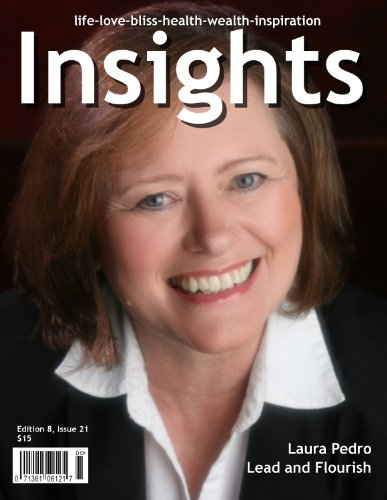 Insights Magazine - Laura Pedro
