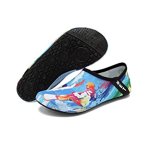 Women Aqua Boat Quick Dry for HooyFeel Yoga Exercise Barefoot Mens and Shoes Swim Skin Water Socks Beach Ski gdxwqaSd