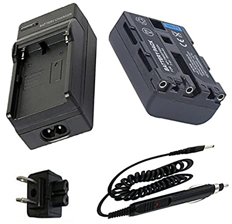 Amazon. Com: ac-l100a ac adapter charger compatible sony ccd-trv16.