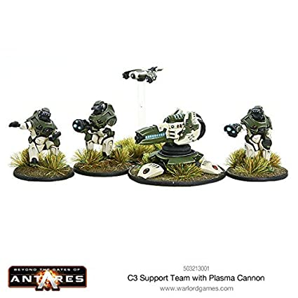 Amazon com: Antares C3 Plasma Cannon Blister - Metal: Toys