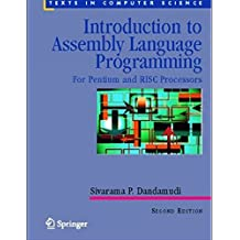 Introduction to Assembly Language Programming: For Pentium and RISC Processors (Texts in Computer Science) (English Edition)