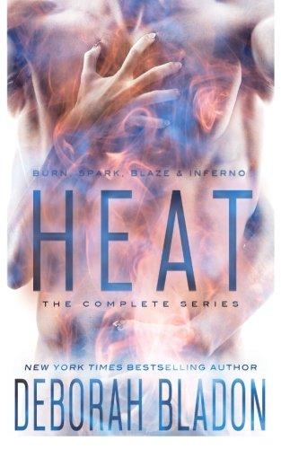 HEAT - The Complete Series: Burn, Blaze, Spark & Inferno