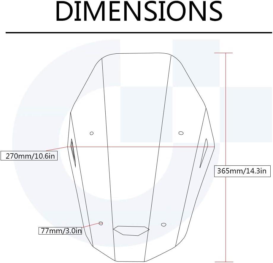 X-ADV Accessoires Moto Grille de Protection Grille de Radiateur /& Kit de Garde dhuile pour Honda XADV X-ADV X ADV 750 2017 2018n2019