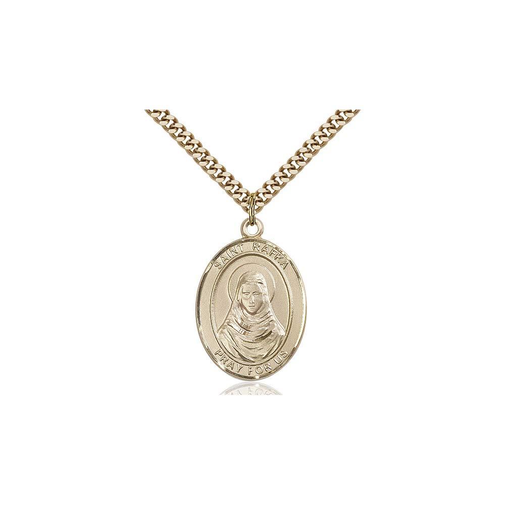 Rafta Pendant DiamondJewelryNY 14kt Gold Filled St