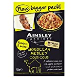 Ainsley Harriott Moroccan Medley Cous Cous (125g) - Pack of 2