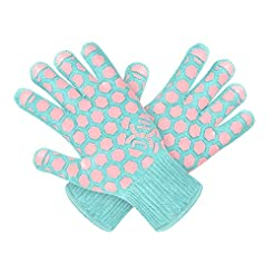 JH Heat Resistant Cooking Glove:EN407 Ce...