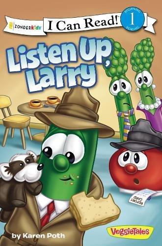 Read Online Listen Up, Larry (I Can Read! / Big Idea Books / VeggieTales) pdf