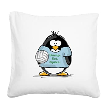 Amazon.com: CafePress – volleyballbumpsetspike. png – 20 ...