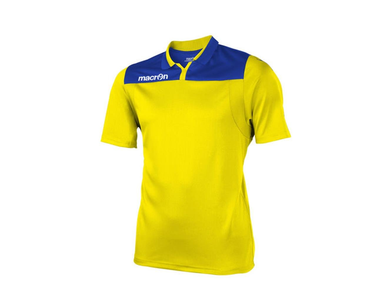ATELIER DEL RICAMO Camiseta Fútbol Manga Corta Macron Diadem: Amazon.es: Deportes y aire libre