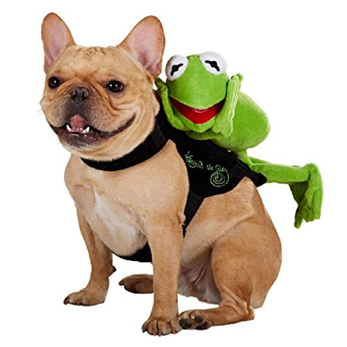 Disney Kermit Dog Rider