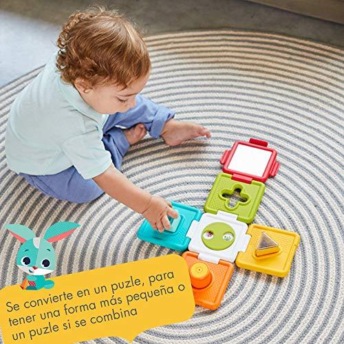 Tiny Love Shape Sorter Puzzle Con Formas Geometricas Juego Educativo 1 2 3 Anos Puzzle Encajables Y Contruccion Para Bebes