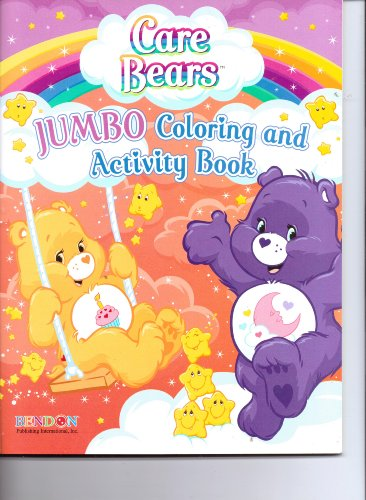 care-bears-jumbo-coloring-activity-book-64pgs