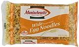 Manischewitz Wide Noodles, 12 oz