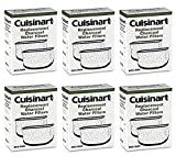 Cuisinart DCC-RWF-6PK (12 Filters) Charcoal Water Filters in Cuisinart DCC-RWF Retail Box