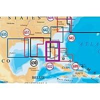 NAVIONICS NAV-MSD/632P+ / Platinum SD 632 Central & Southern FL