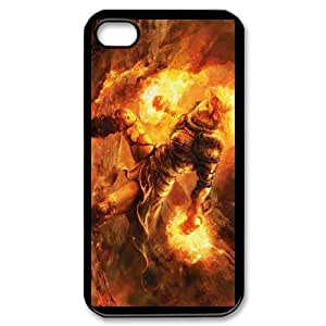 iPhone 4,4S Phone Case Magic The Gathering F5S7826