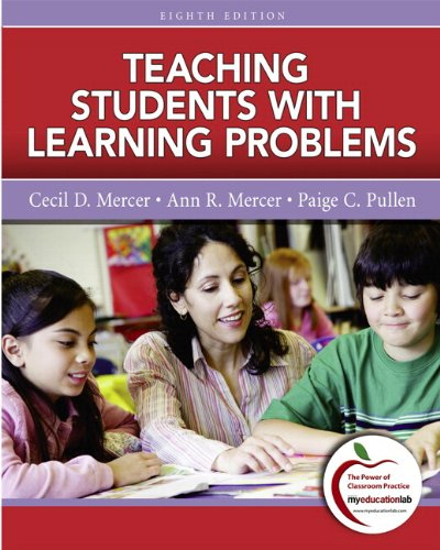 Teaching Students with Learning Problems (with...