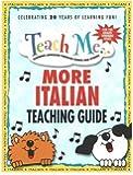 Teach Me More Italian Teaching Guide