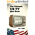 The Ultimate US TV Quiz Book: The '80s (Ultimate Quiz Books Book 1)