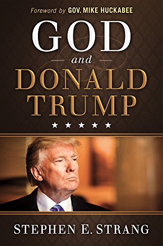 God and Donald Trump cover
