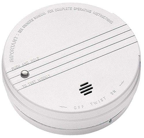 Ionization Smoke Alarm