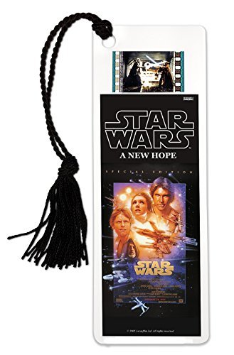 Star Wars 'A New Hope' Film Cell Bookmark