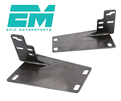 2nd/4th GEN DODGE RAM 1500/2500/3500 FRONT BUMPER CONVERSION BRACKETS