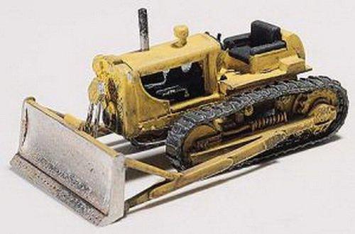 Woodland Scenics HO Scale Scenic Details Bulldozer - Model Bulldozer