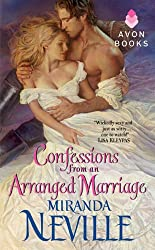 Confessions from an Arranged Marriage (The Burgundy Club series)