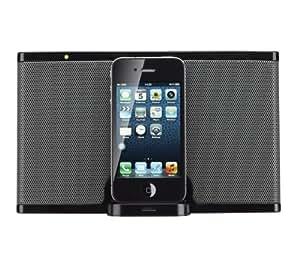 e08d39f7025 IWANTIT IPH1112 iPod y iPhone Base de Altavoces - Negro: Amazon.es:  Electrónica