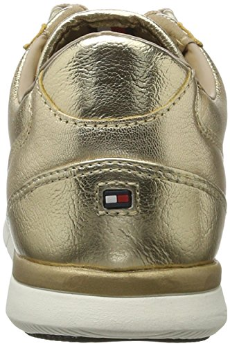 1z Mekong Basses Tommy Or Femme Sneakers Hilfiger S1285kye a0wqE6