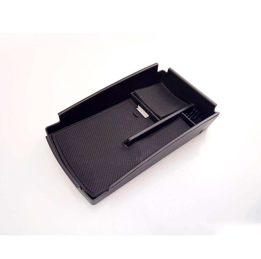 Aufbewahrungsbox Armlehnenbox Mittelkonsole Sekund/ärlagerung Organizer Halter F/ür CC Magontan Passat B6 B7L 2009-2015 Automatik