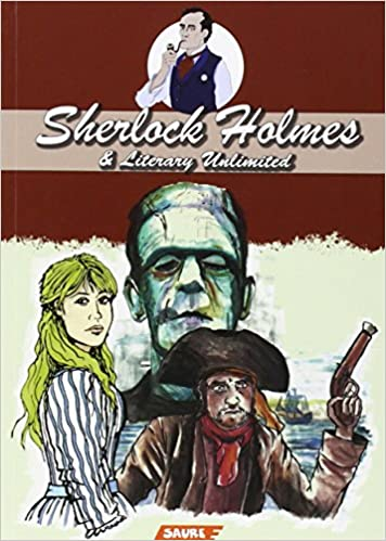 Sherlock Holmes & Literary Unlimited: Amazon.es: Irene Carretero Márquez, Edurne Maya Bidegain, Ziortza Ochoa de Echagüen, Jorge Calvo Muñoz, Coral Jorde ...