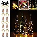 Best Universal Lighting and Decor String Lights - Wine Bottles Cork Lights Copper Wire String Lights Review