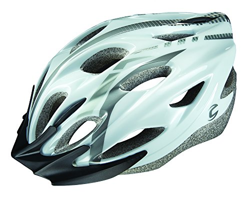 Cannondale 2017 Quick Bicycle Helmet (White - L)