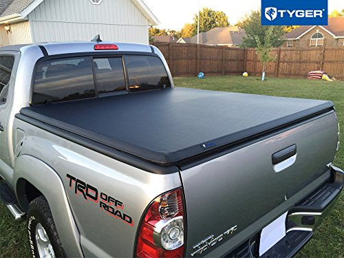 Tyger Auto Tg Bc3t1030 Tri Fold Truck Bed Tonneau Cover