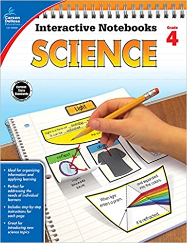 Science Grade 4 Interactive Notebooks Mary Corcoran