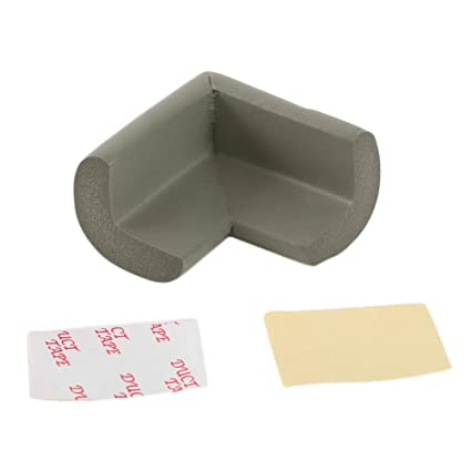 Almohadillas protectoras de seguridad para el hogar súper gruesas para niños pequeños Almohadillas en forma de U en forma de mesa Cojín antivuelco ...