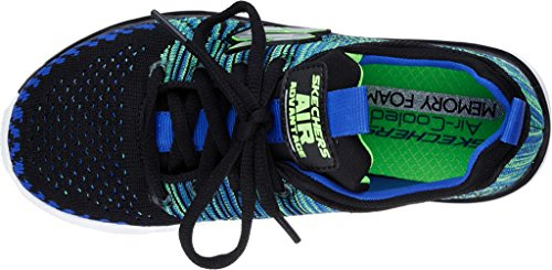 Black Advantage M Skechers Sneaker 3 Blue Boys Lime Sonic Blast US Air OwqZwFY