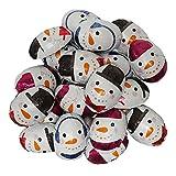 R.M. Palmer Cookies & Creme Snowmen, Bulk Bag of