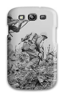 Premium Durable The War Fashion Tpu Galaxy S3 Protective Case Cover