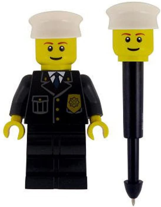 LEGO City Retractable Pen - Police