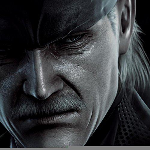 Father & Son (Metal Gear Solid 4 Soundtrack Father And Son)