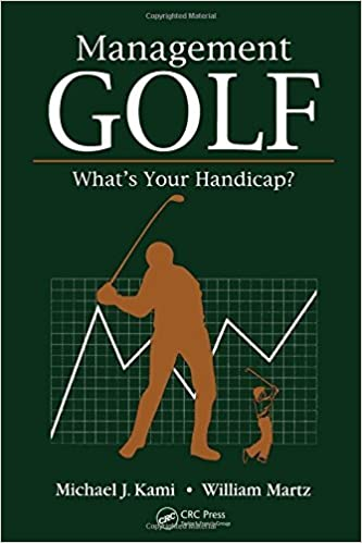 Book Management Golf: What's Your Handicap? by Michael J. Kami (1997-11-13)