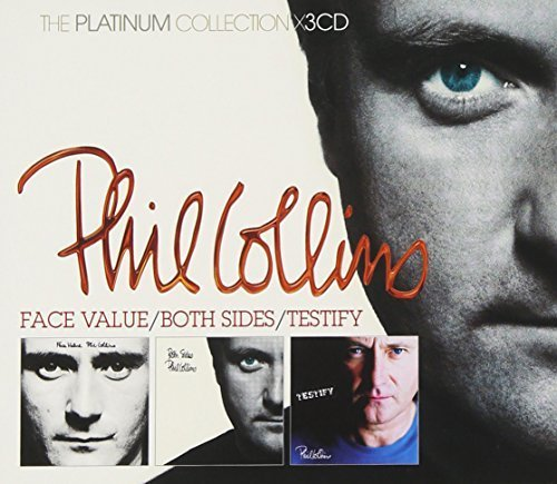 Phil Collins - The Platinum Collection By Phil Collins - Zortam Music
