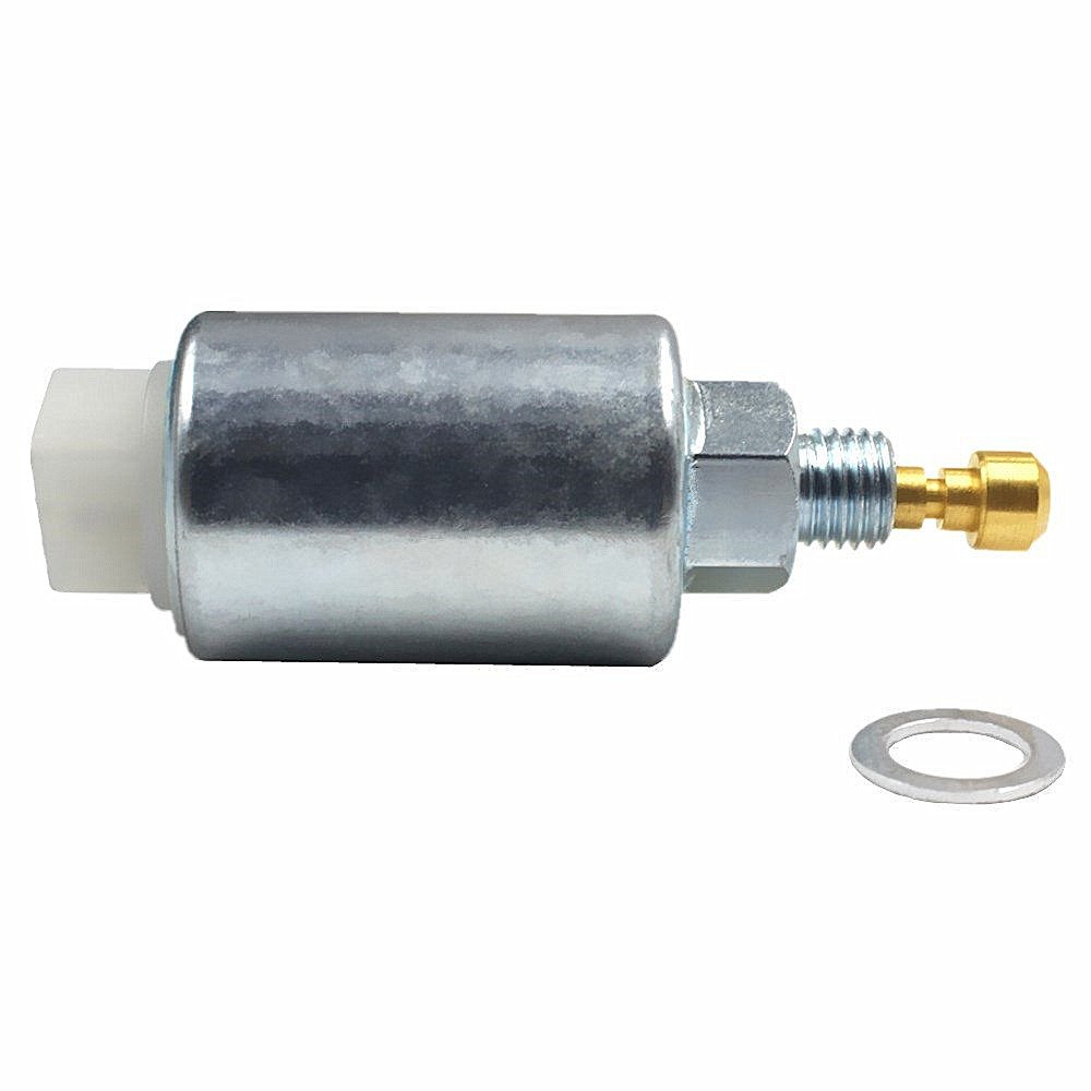 New Carburetor Fuel Solenoid Valve 699915 For Briggs & Stratton Carb 695423 699878 794572 796109 Engine Available