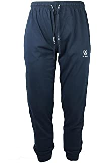 BE BOARD Pantalone Tuta Uomo Taglie Forti 100% Cotone
